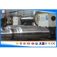 Quality 826M31 / X9931 / En25 Forged Steel Shaft OD 80-1200 Mm Alloy Steel Material wholesale