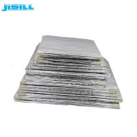 Quality High Performing Insulation Foam Board Superfine Glass Fiber / PU Eco Friendly wholesale