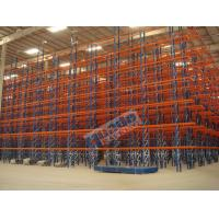 Buy cheap High Strength Steel Warehouse Pallet Racks Heavy Duty Pallet Racking System from wholesalers