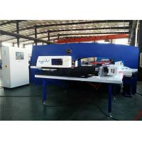 CNC Mechanical Turret Punching Machine 28 Station Energy Conservation