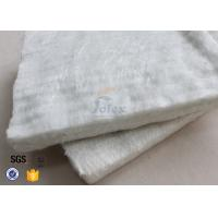 Quality 20mm E-Glass Woven Fiberglass Mat For Sound / Thermal Insulation wholesale