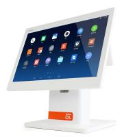 Quality Supermarket Toggery  Android Cash Register Double Touch Screen All In One Pos System wholesale