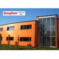 Quality Outdoor Compact HPL Panels , Phenolic Compact Laminate Board Wear Resistant wholesale
