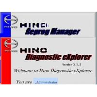 Quality Hino Diagnostic Software Explorer / Reprog Manager for Diagnostic Tool wholesale