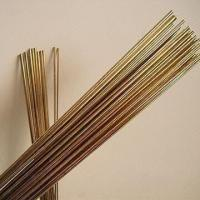 China Brass Brazing Rods with 890°C Melting Point, Made of Cu60, Sn1, Si0.3, Zn and Rem on sale