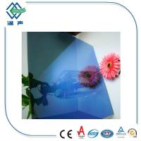 Quality Polished smooth heat reflective glass panel for offices , houses , shops wholesale