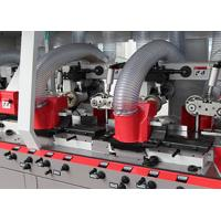 Quality 8 Shaft Four Side Moulder 230 Mm Working Width Vibration Reduction Performance wholesale