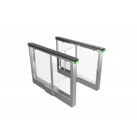 Quality 900mm Width RS485 Optical Swing turnstile For Hotels Gyms wit Brushless Control System wholesale