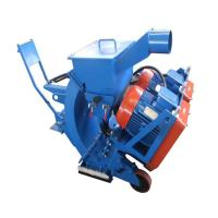 China Customized Power Floor Concrete Shot Blasting Equipment Automatic High Efficiency on sale
