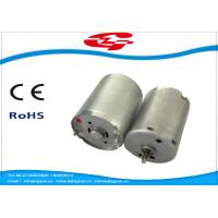Quality High Torque Micro Brushed Permanent Magnet Motor 370 For Home Appliance wholesale