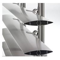 China Aluminum Blinds Extrusion Profiles / Aluminum Extrusion Vertical Wind Turbine Blades on sale