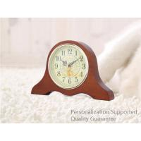 China Well Crafted Good Quality Business Home Decoration Table Clock, Personalized Logo, Support Customization on sale