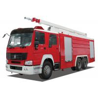 Quality Inter Cooling Engine Fire Rescue Vehicles With TBD035181 Long Row Alarm Lamp wholesale