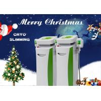 Quality Multifunction RF Cryo Fat Freeze Body Slimming Machine With 10.4 Inch Touch Screen wholesale