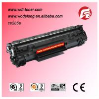 Quality hot product compatible ce285a toner cartridge for hp laserjet P1212 wholesale