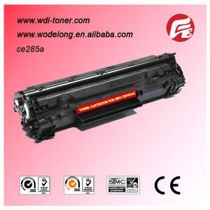 Quality hot product compatible ce285a toner cartridge for hp laserjet P1212 wholesale