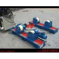 Cheap Bolt Adjustable Fit Up Pipe Welding Rotator For Shell 2T - 60 Ton Tank Rotator Equipment for sale