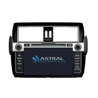 Quality Car Radio2014 Prado TOYOTA GPS Navigation System iPod 3G RDS SWC DVD Player wholesale