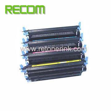 Cheap Compatible HP Color Toner Cartridge 6000A/HP 2600 for sale