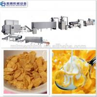 Quality Breakfast  snack Corn Flakes/corn snack  Making Machine/processing line wholesale
