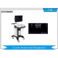 Quality Hospital 128 E 4D Trolley Ultrasound Scanner For Women Pregnancy Diagnosis wholesale