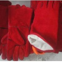 Quality Cow Split Leather Welding Glove wholesale