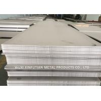 Quality ATMS 304 Stainless Steel Sheets Sand Blasted Finish With Mill Test Films Cover wholesale