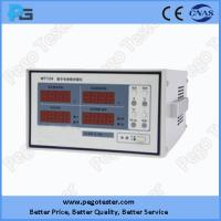 Quality High Acurracy Digital Power Meter for Voltage, Current, Power, Power Factor and Frequency Testing wholesale