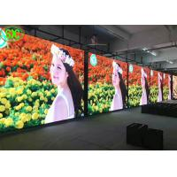 China High Brightness P4 SMD Full Color LED Screen Indoor Commercial Advertising on sale