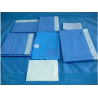 Quality Light blue color Disposable Surgical Packs With Four Visco Cannulas wholesale