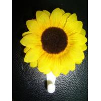 Quality Customized Cheap Home Decorating Items of Sunflower Wall Hook Promotion Gifts wholesale
