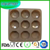 Quality 7 Circle Holes Silicone Cake Chocolate Jelly Soap Ice Mold Baking Tools wholesale