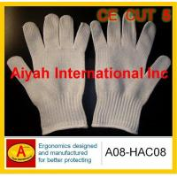 China Stainless Steel CUT Resistant Glove (CE)(A08-HAC08) on sale