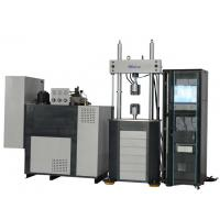 Quality PLW-100 Electronic Hydraulic Servo Fatigue Testing Machine, High-Stiffness Frame wholesale
