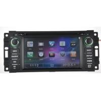 China JEEP / DODGE / CHRYSLER Automobile DVD Players With Radio And Bluetooth on sale
