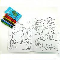 Cheap Educational Fancy Drawing Pictures For Kids To Print Paper Color Painting Pencil Found for sale