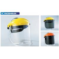Quality Safety FACESHIELDS thickness 0.8mm-1.5mm material PC or CA certificate CE & ANSI wholesale