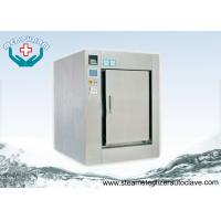 Quality Mitsubishi PLC Control System SS304 Chamber 360 Liters CSSD Sterilizer wholesale