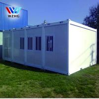 Quality Hot Sale Custom Design Smart Mobile Prefab Container Home wholesale