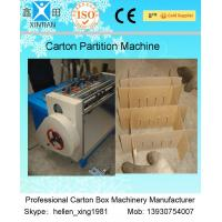 Quality GBJ High Speed Fully Automatic Corrugated Box Making Machine For Paper Carton wholesale