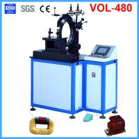Quality transformer coil winding machine for silicone rubber insulator wholesale