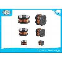 China High Precision Wire Wound Coil , Low DCR Unshielded Surface Mount Inductor on sale
