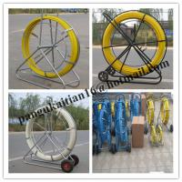 Quality Material Fiberglass duct rodder,Length 50m 100m 200m duct rodder wholesale