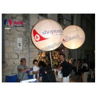 Quality Logo Print Blow Up Balloon Inflatable Walk Ball Outdoor Display For Advertising Show wholesale