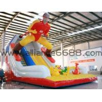 Quality Snow Man Slide, Inflatable Slide wholesale