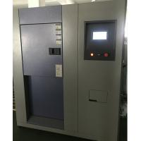 Buy cheap Color LCD screen 20~98% R.H Professional Temperature Humidity Test Chamber chemical for building materials from wholesalers