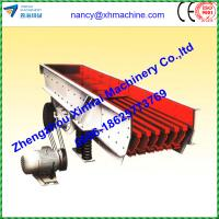 Buy cheap Excellent design ZSW sand vibrating feeder from wholesalers