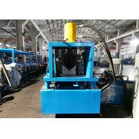 Buy cheap Angle Steel Section Roll Forming Machine, Cold Rollformer For Customized from wholesalers