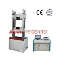 Quality Computer Control Hydraulic Universal Testing Machine WAW-E 600KN wholesale