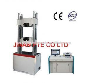 Quality WAW-600E Hydraulic UTM Load Frame 600KN Hydraulic Universal Testing Machine wholesale